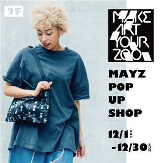 MAYZ POP UP SHOP